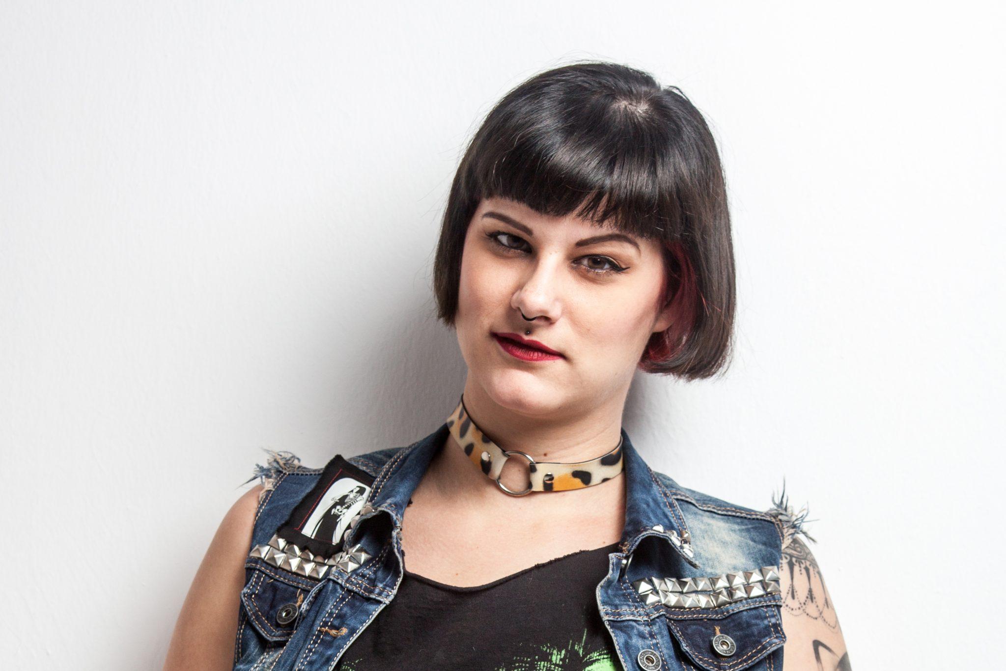 Entrevista a Lena Missfits. Modelo Alternativa