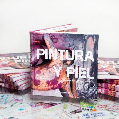 libro fotografia artistica regalo pinturaypiel
