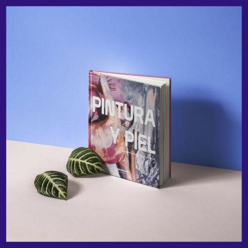 Libro fotografia desnudo artistico pintura y piel